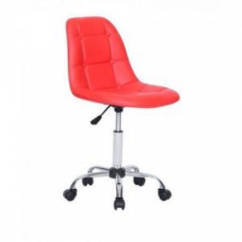 Косметическое кресло HC-1801K красное | Venko