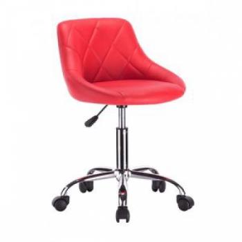 Косметическое кресло HC1054K красное | Venko