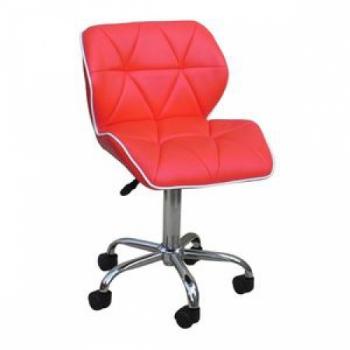 Косметическое кресло HC1062K красное   Venko
