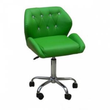 Косметическое кресло HC949K зеленое | Venko