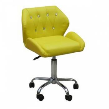 Косметическое кресло HC949K желтое | Venko