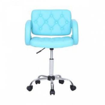 Косметическое кресло HC8403K бирюзовое | Venko