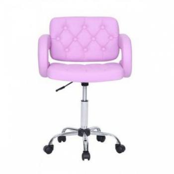Косметическое кресло HC8403K лавандовое | Venko