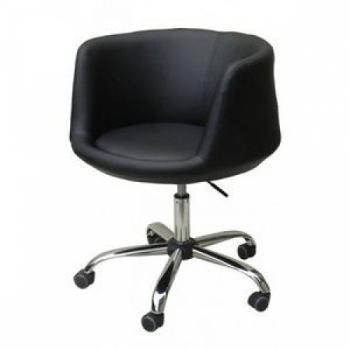 Косметическое кресло HC-8637K черное | Venko