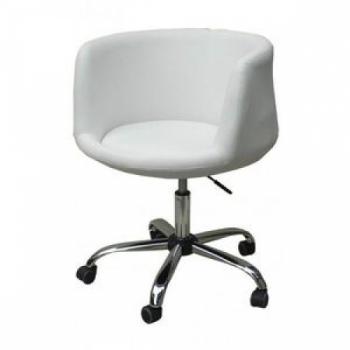 Косметическое кресло HC-8637K белое | Venko