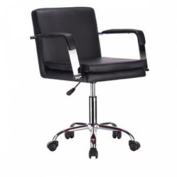 Косметическое кресло HC11016K черное | Venko
