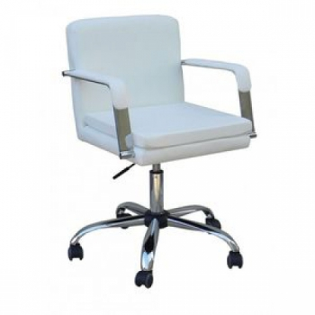 Косметическое кресло HC11016K белое | Venko