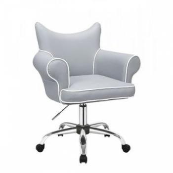 Косметическое кресло HC332K серое | Venko