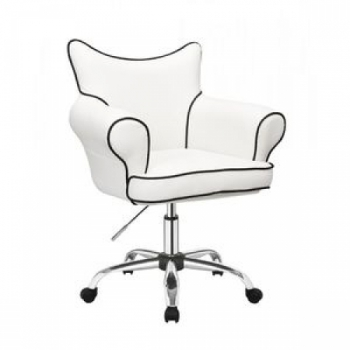 Косметическое кресло HC332K белое | Venko