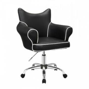 Косметическое кресло HC332K черное | Venko