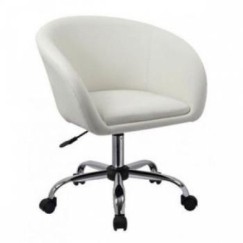 Косметическое кресло HC-8326K белое   Venko