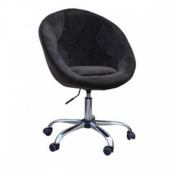 Косметическое кресло HC8516K коричневое | Venko