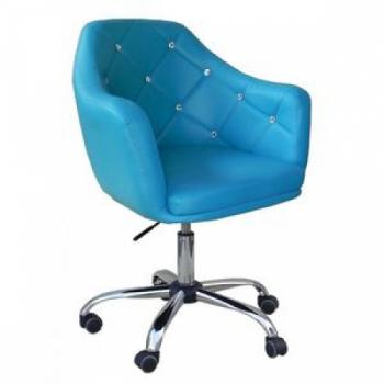 Косметическое кресло HC830K бирюзовое | Venko