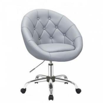 Косметическое кресло HC-8516K серое | Venko