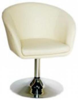 Кресло парикмахерское Мурат Нью (белый цвет) | Venko