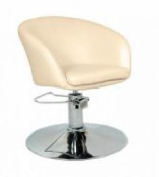 Кресло парикмахерское Мурат P (бежевый цвет) | Venko