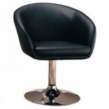 Кресло парикмахерское Мурат Нью (черный цвет) | Venko