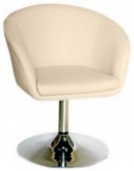 Кресло парикмахерское Мурат Нью (бежевый цвет) | Venko
