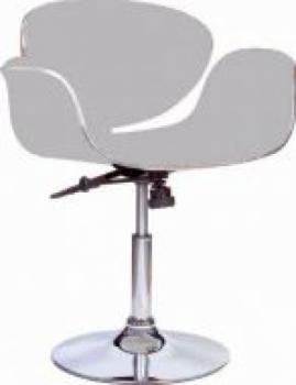 Кресло парикмахерское Студио (цвет белый) | Venko