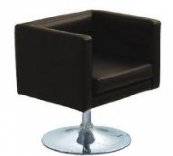 Кресло парикмахерское Марс (цвет черный) | Venko