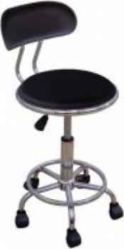 Кресло парикмахерское Бэйсик (цвет черный) | Venko