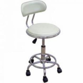 Кресло парикмахерско Бэйсик (цвет белый) | Venko