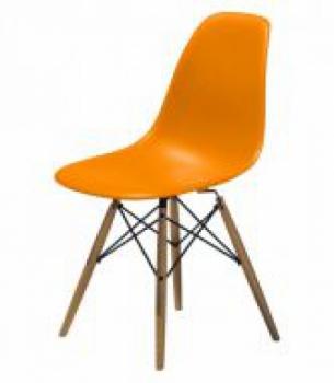 Стул для клиента Тауэр Вуд (цвет оранжевый) | Venko