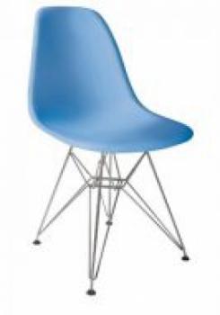 Стул для клиента Тауэр (голубой)   Venko