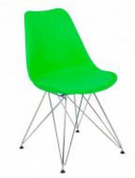 Стул для клиента Париж-Тауэр (зеленый) | Venko