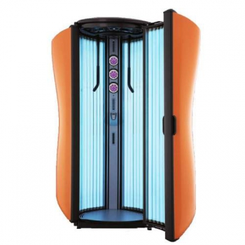 Вертикальный солярий Alisun SunVision V 400 FT CB orange | Venko