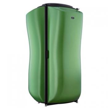 Вертикальный солярий Alisun SunVision V 400 FT CB green | Venko