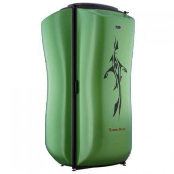Вертикальный солярий Alisun SunVision V 500 FT CB green