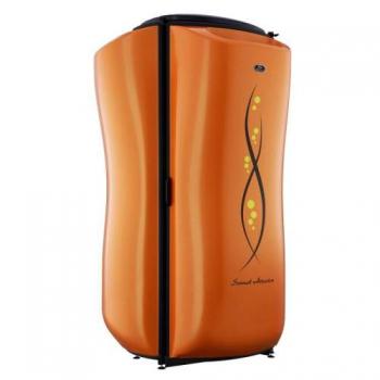 Вертикальный солярий Alisun SunVision V 500 FT CB orange | Venko