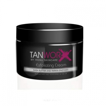 Крем-эксфолиант Tanworx Exfoliating Body Cream 120ml | Venko