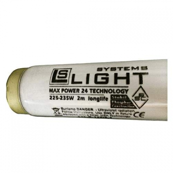 Ультрафиолетовая лампа для солярия LS MaxPower 2,4% 225-235WR 2000mm 1000h | Venko