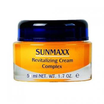 Крем для лица после загара SunMaxx Revitalizing Cream Complex 50ml | Venko