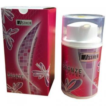 Лосьон-бронзант для нежной кожи Asther Bronze Effect 50 ml | Venko