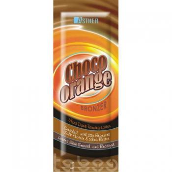 Интенсивный лосьон-бронзант для загара Asther Choco Orange Bronzer 15ml | Venko