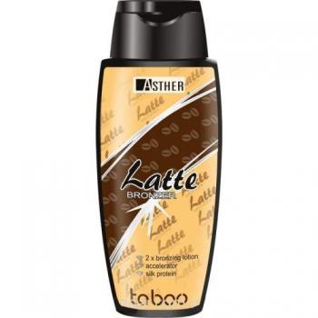 Бронзант с ароматом кофе Asther Latte Bronzer 200ml | Venko