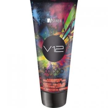 Лосьон для загара для темной кожи Asther V12 Hot Tingle 150ml | Venko