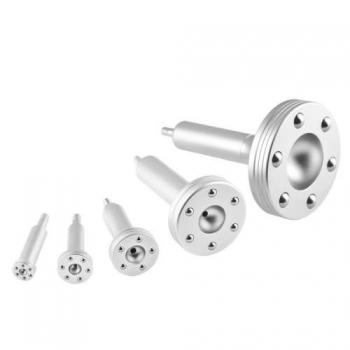 Набор металических вакуумно-шариковых насадок (5 шт.)