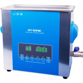 Ультразвуковой очиститель GT-1860QTS, 6 литров | Venko