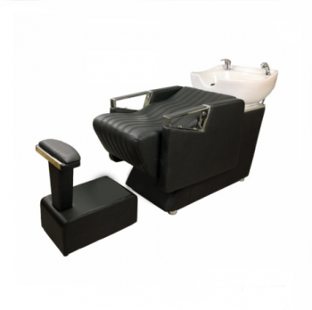 Парикмахерская мойка S2250 Черная | Venko