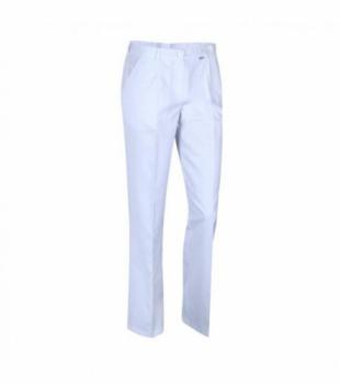 Медицинские брюки Vena белые 38 | Venko
