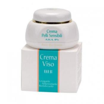 Sweet Skin System - Crema Pelli Sensibili AHA 8% - Крем для чувствительной кожи АНА 8%, 50 мл | Venko