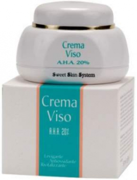 Sweet Skin System -  Crema Viso AHA 20% - Крем для лица АНА 20%, 50 мл   Venko