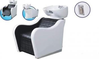 Парикмахерская мойка с регулируемой подножкой и массажем 2259 | Venko