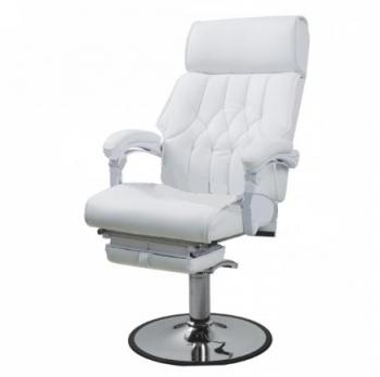 Универсальное гидралическое педикюрное кресло 991, белое | Venko