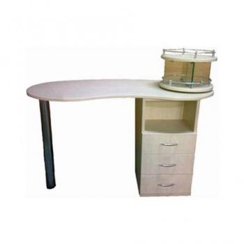 Маникюрный стол  001 L Роял темный | Venko