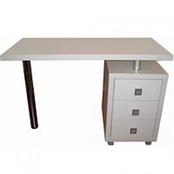 Маникюрный стол без вытяжки 003 L (Цвет под заказ) | Venko